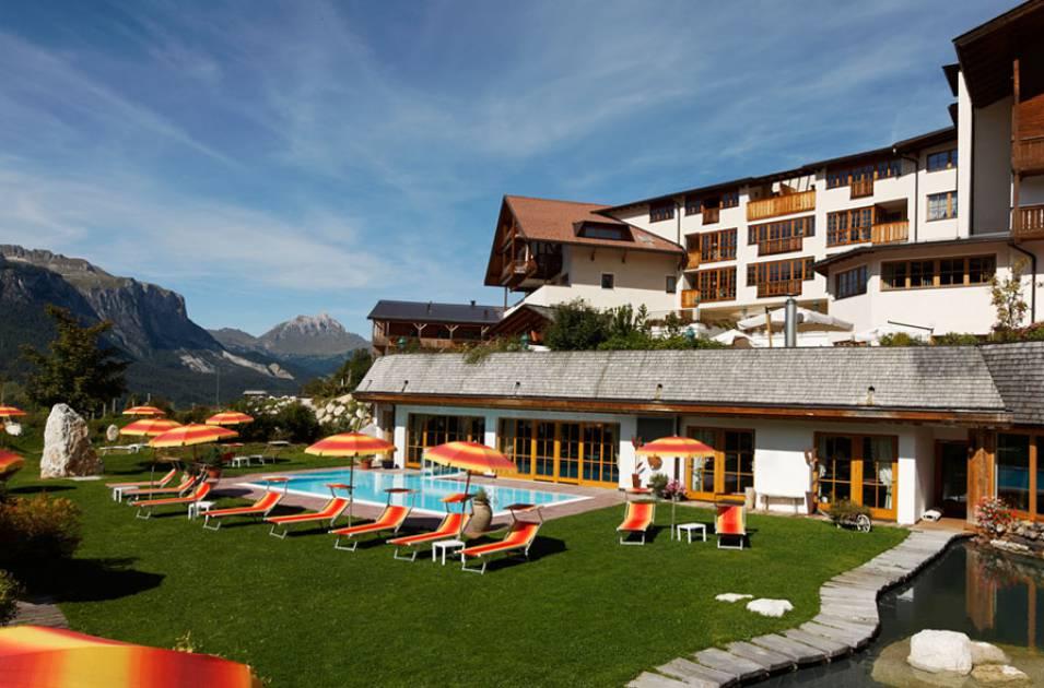 Dolomiti Wellness Hotel Fanes St Kassian